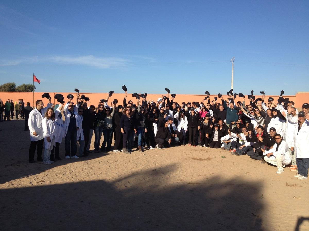Convention Agadir
