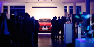 Mercedes Rabat Opening