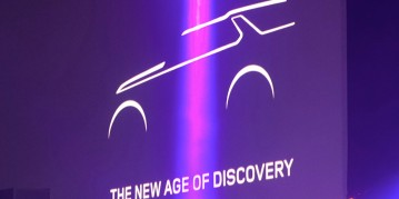 Lancement Discovery Sport