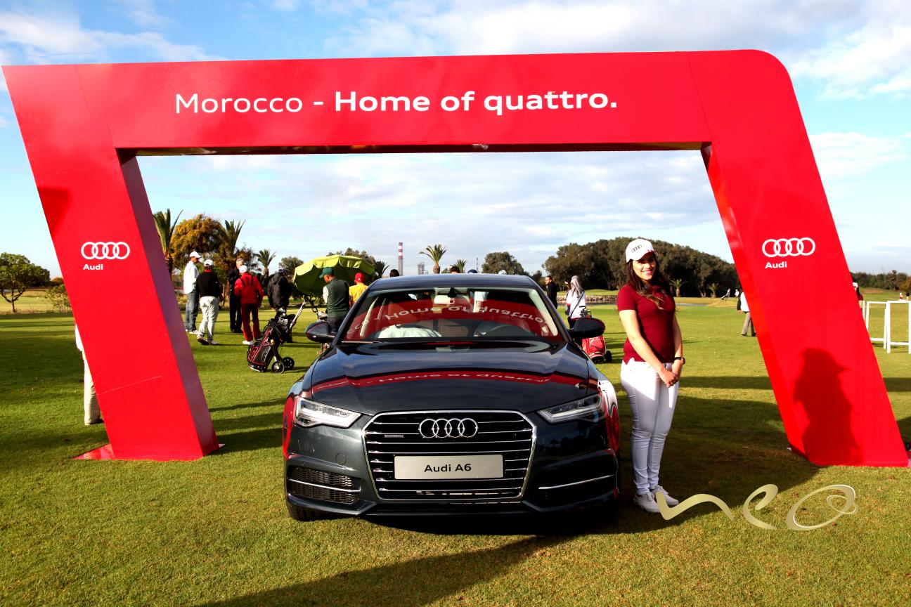 AUDI QUATTRO CUP MOROCCO 2016