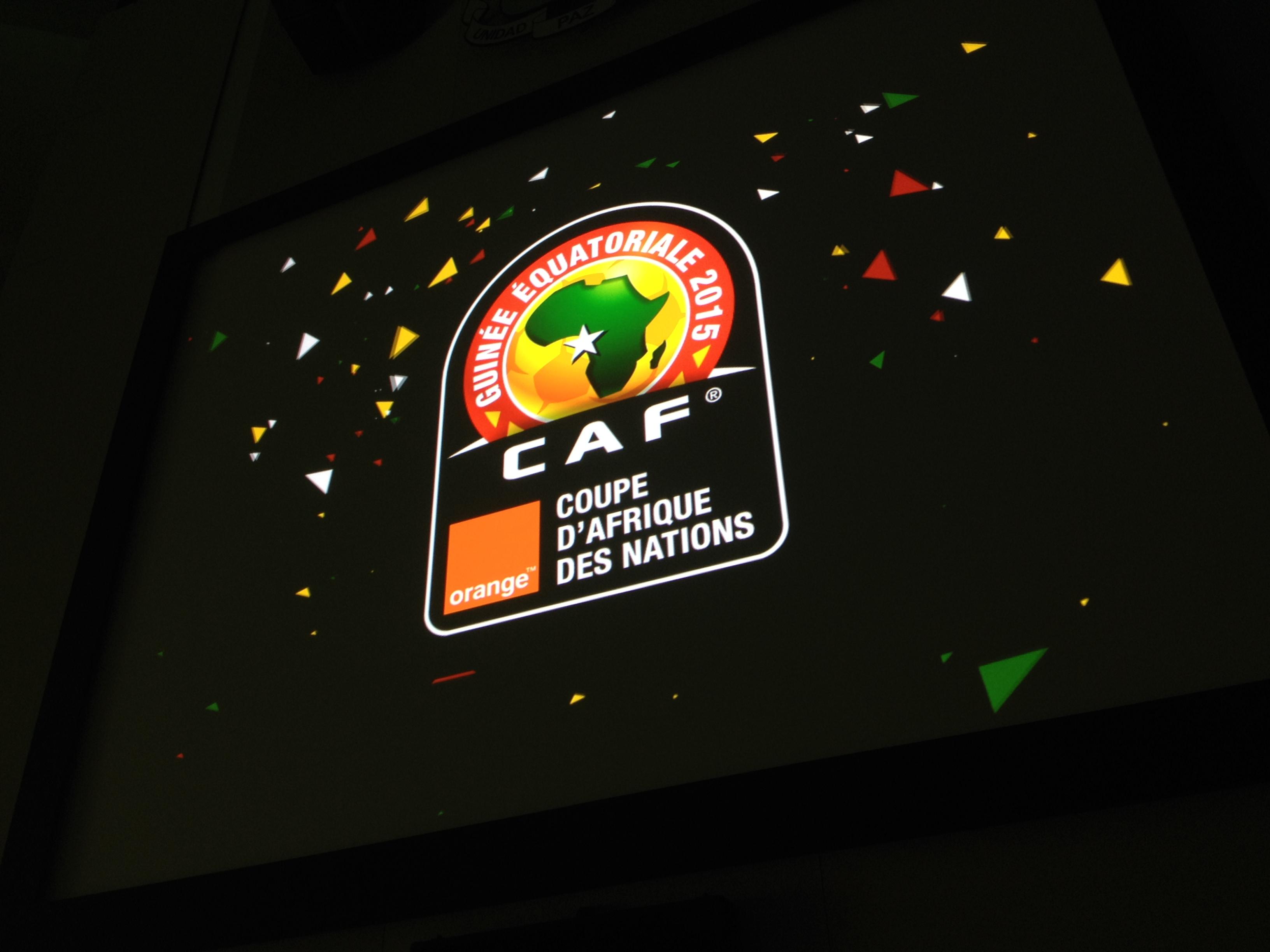 Tirage au sort de la Coupe d'Afrique des Nations Orange Guinée Equatoriale 2015