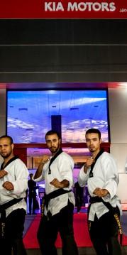 Inauguration Show-room KIA Agadir