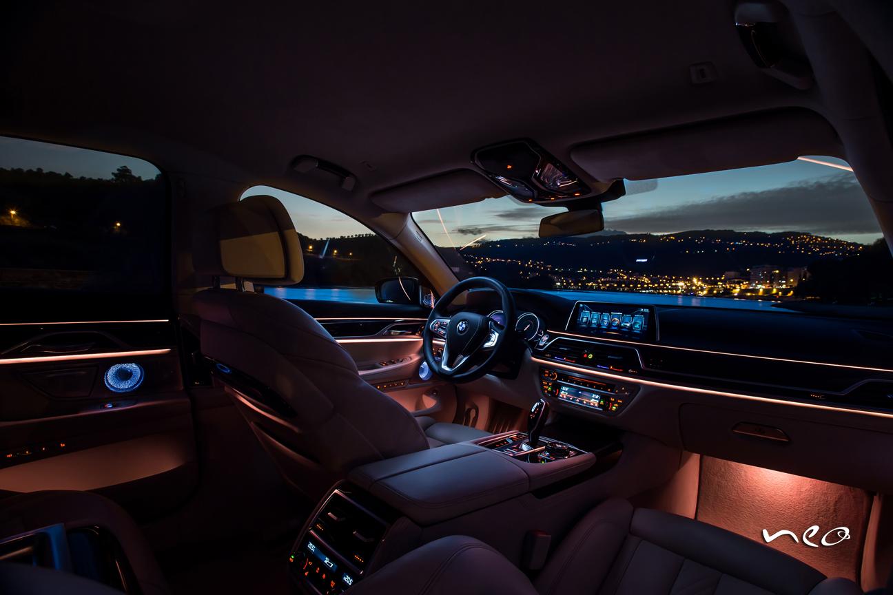 Reveal nouvelle BMW Série 7