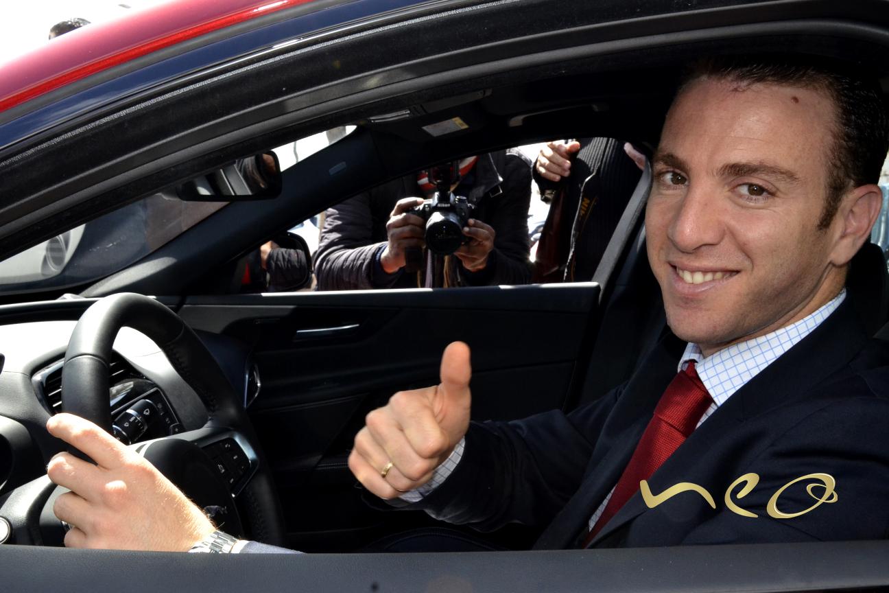 Conférence de presse Jaguar XE