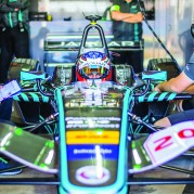 Jaguar au Championnat FIA Formula E