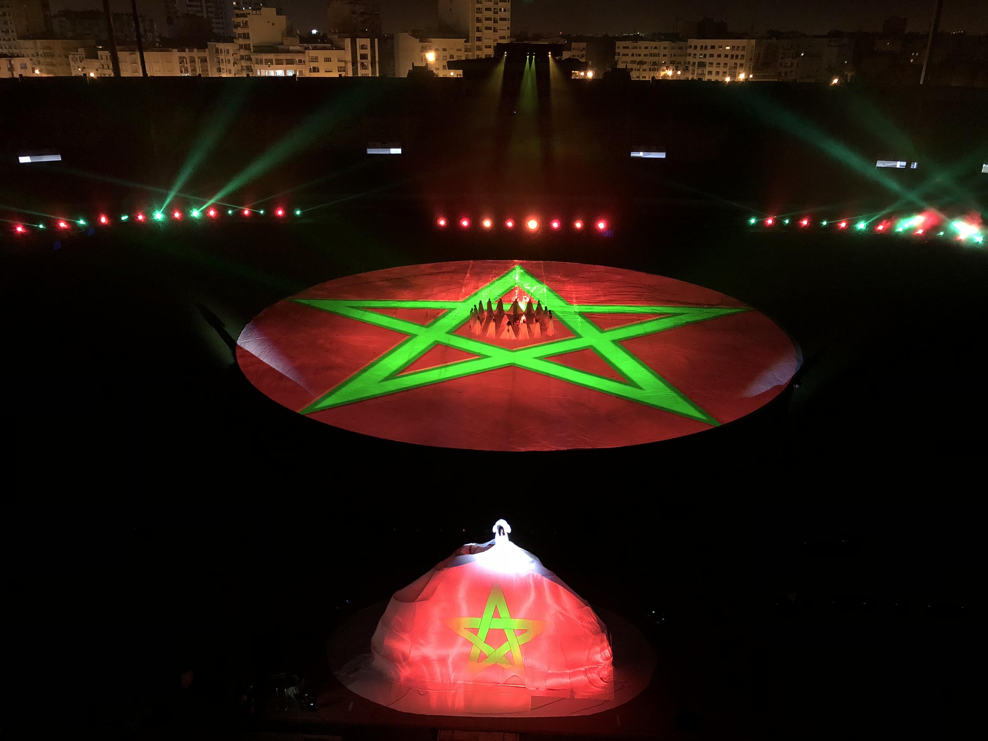 Championnat d'Afrique des Nations Total, Maroc 2018